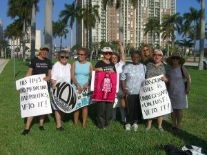NOW members May 2010 in West Palm Beach