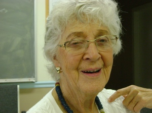 Jean Poleshuck, long time member