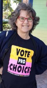 Ann advocates for Choice