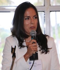 Guest Speaker Maria de Lourdes Ladino