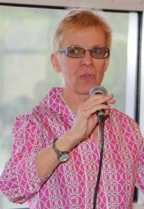 Membership Chair Joan Waitkevicz