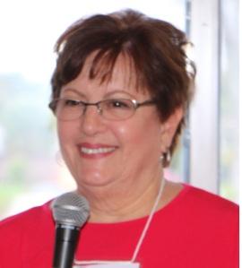 Past President Sheila Jaffe