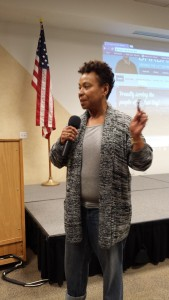 Calif. Rep. Barbara Lee